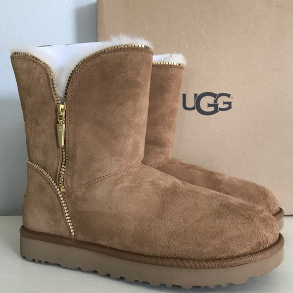 added8cc76a UGG Florence Chestnut Boots