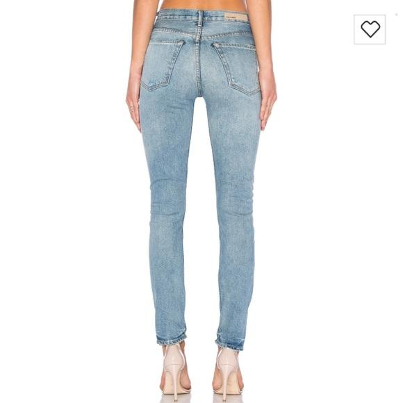 GRLFRND Jeans - NWT GRLFRND Karolina Jeans -- Midnight Cowboy