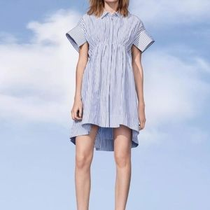Victoria Beckham for Target Poplin Shirt Dress