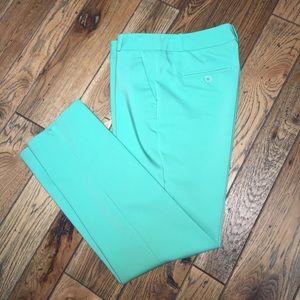 Pants - Mint Green Slacks