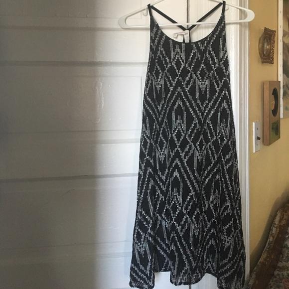 Aeropostale Dresses & Skirts - B&W Halter Dress