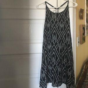 Aeropostale Dresses - B&W Halter Dress