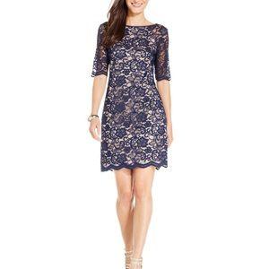 ⛔️SOLD⛔️ Vince Camuto Lace Sheath Dress