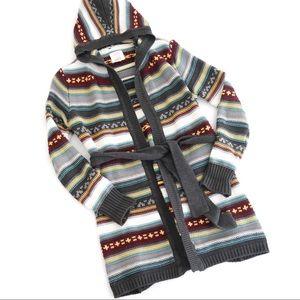Quiksilver Printed Cardigan Sweater