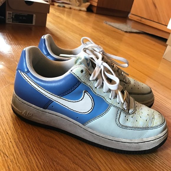 Nike Airforce Xxv Philly Diamond Rare Shoes