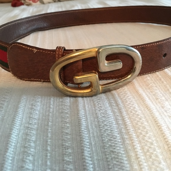 2c442e7c4 Gucci Accessories | Vintage Belt Red And Green | Poshmark