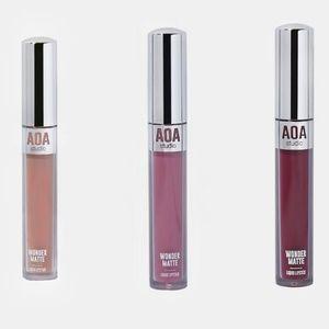 Wonder Matte Liquid Lipstick Set