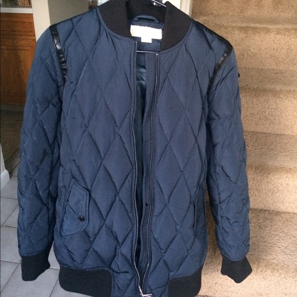 ca67d310b MICHAEL Michael Kors Quilted Down Bomber Jacket
