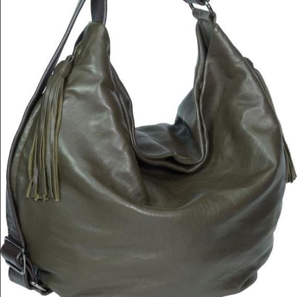 2992a127a7 Dan Azan Handbags - Dan Azan slouchy leather sling hobo bag