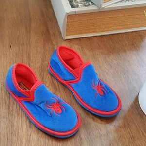 Other - BOYS Spiderman Slippers
