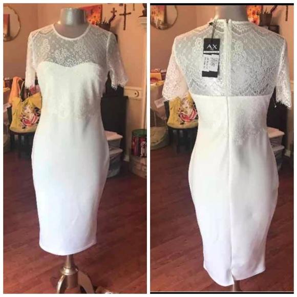 AX Paris Dresses - ✨Non-Traditional Wedding Dress or Formal Dress