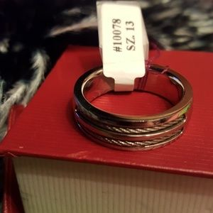 Park Lane Accessories - Unisex ring from Park lane size. 13