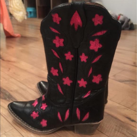Girls Western Boots   Poshmark