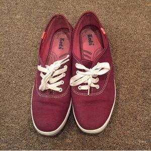 Shoes - Red Keds