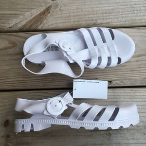 American Apparel Classic Jelly Sandals