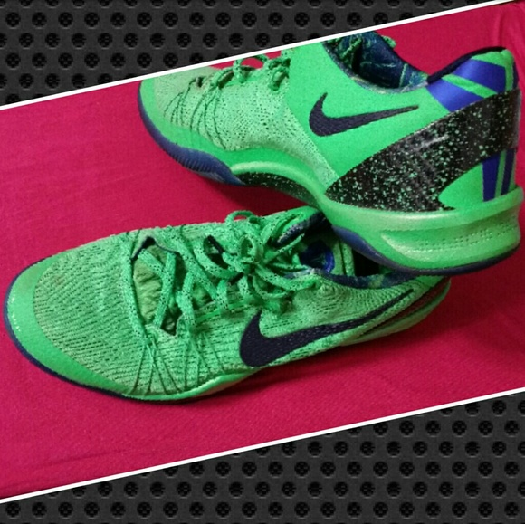 buy popular b2b6c 383ed Nike Kobe 8 System Elite (Superhero) 586156-300. M 59912a36522b450b8414372c