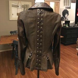 Jackets & Blazers - Royal Underground  leather jacket