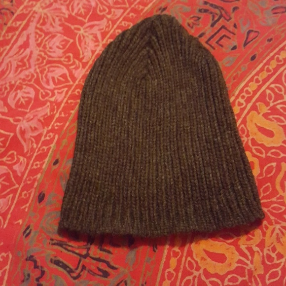 73ea14f930f Objects Without Meaning Merino Wool Blend Beanie. M 599145873c6f9f91e914ef81