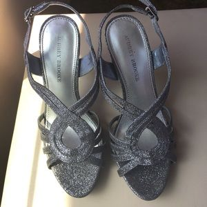Formal evening shoes
