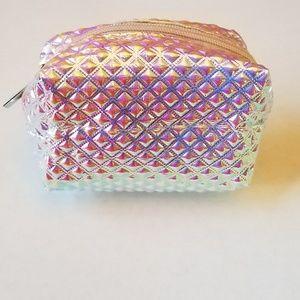 Handbags - Irrideacent Mini Coin Pouch