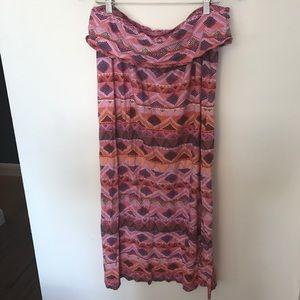 Dresses & Skirts - FESTIVAL Maxi skirt