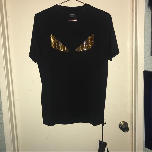 437f500efafe Fendi Shirts