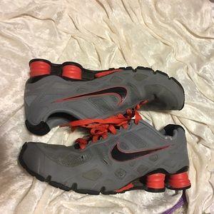 Nike Shoes - Nike Turbo Shox Athletic Shoes