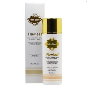 Flawless Cocunut Tanning Serum