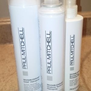 Paul Mitchell Invisiblewear bundle