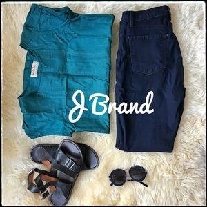J Brand High Rise Maria Jeans - 29