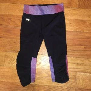 Under Armour heat gear tights
