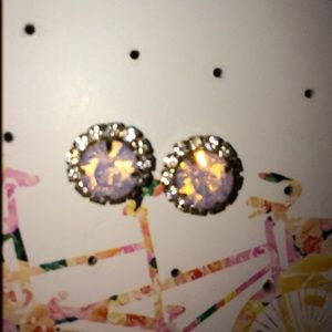 Jewelry - Opal earrings