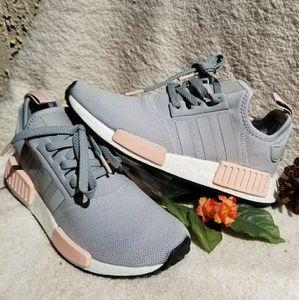 LAST One • New Adidas NMD Clear Onyx Size 6.5