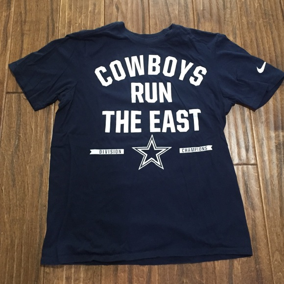 cfd82dc8 Nike - Dallas Cowboys - Cowboys Run The East
