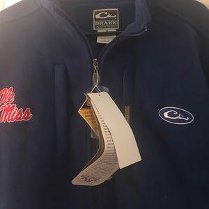 Jackets & Coats - NWT Drake fleece size Medium