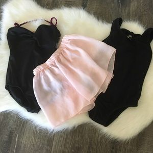 Other - Dance Bundle of leotards and skirt