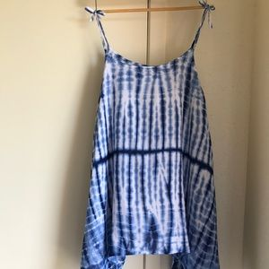 Tops - Comfortable tie dye sleeveless top
