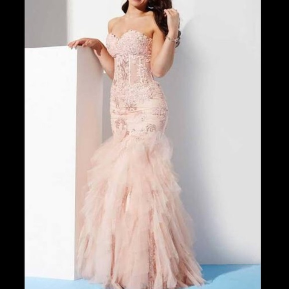 Jovani Dresses & Skirts - Jovani pink dress