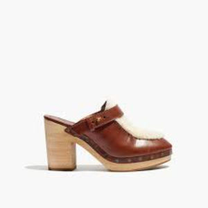 New in Box: Madewell The Aubrey Clog