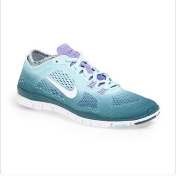 finest selection b534e 96662 Nike free 🐬 blue purple ombré shoes size 7! M 5991fae7fbf6f9d5f31688aa