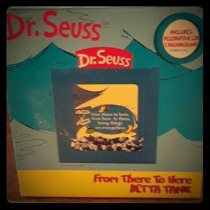 Other - Dr. Seuss betta tank