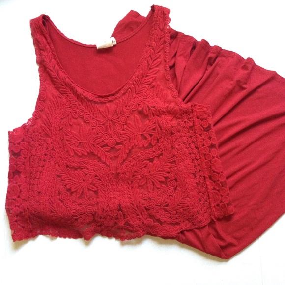 Nike geranium color dresses
