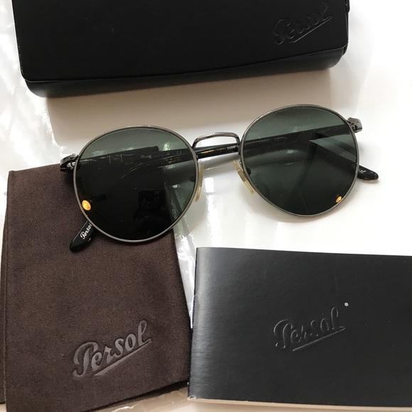 4b3a623082 Persol Round Sunglasses 😎. M 5992054fea3f361a1416c94b