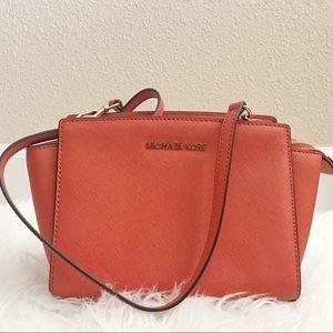 Michael Kors Mini Selma Crossbody Bag