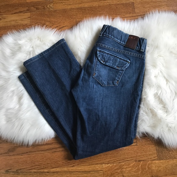 a489be4ccf10f Lucky Brand Denim - Lucky brand Lil Maggie under belly maternity jeans