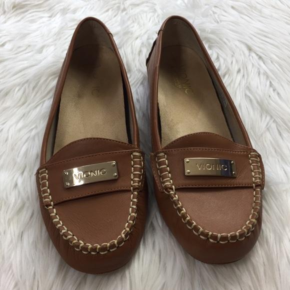 fa846c1b050 Vionic • Sydney Loafer Orthopedic Shoes. M 599216e5981829ddaf16ed60