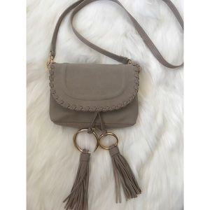 Handbags - 🆕 Vegan Leather Crossbody Clutch Bag Purse