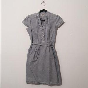 CONVERSE Stripe Button Dress