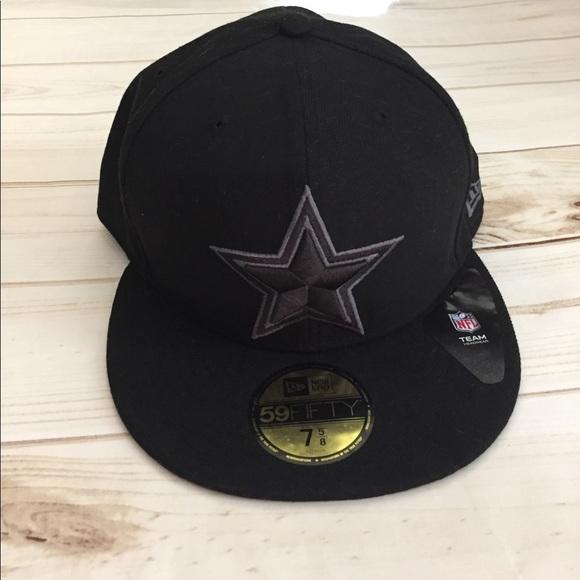 312d9912 MENS Dallas Cowboys New Era 59Fifty 7 5/8 cap! NWT