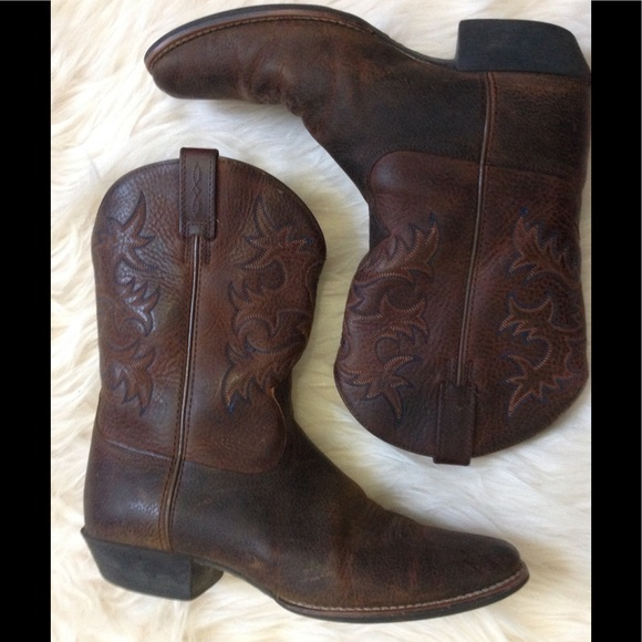 7659cd83bbb Ariat Heritage Reinsman Cowboy Boot Men 6 Woman 8